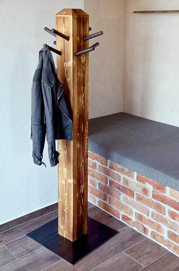 garderobe fichte gefl mmt. Black Bedroom Furniture Sets. Home Design Ideas