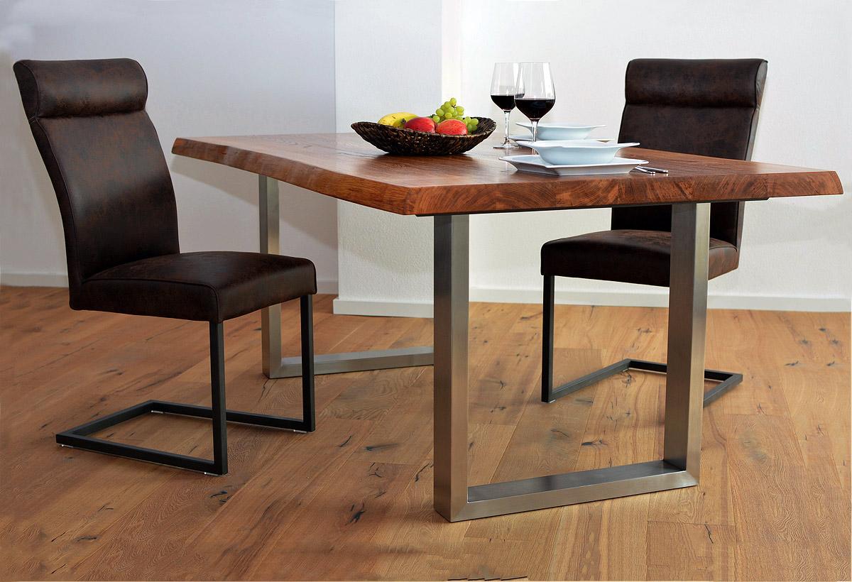 massivholz esstisch berlin eiche oder buche. Black Bedroom Furniture Sets. Home Design Ideas
