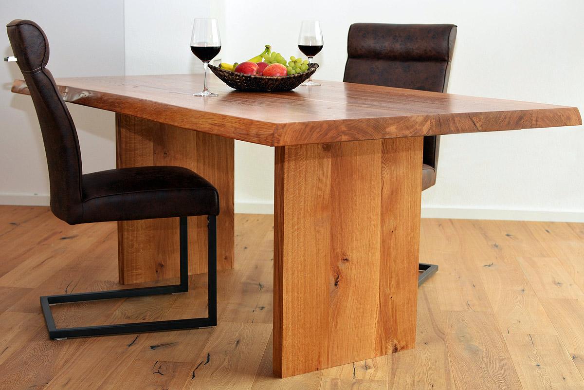 massivholz esstisch london eiche oder buche. Black Bedroom Furniture Sets. Home Design Ideas